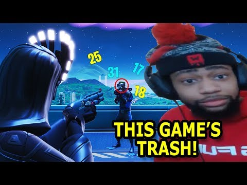 Fortnite s Worst THIS GAME S TRASH Moments of All Time 3