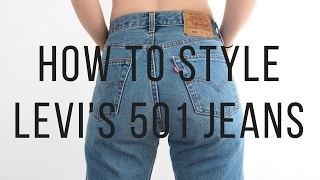 3 Ways To Wear Levi's 501Jeans | Fashion Et Moi
