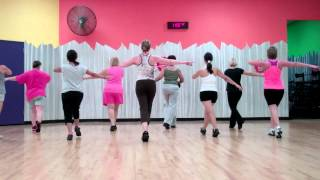 Dame (Touch Me) - Cha Cha - Dance Fitness