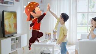 Iklan Choki Choki - Ibu Baik 30s (2017)