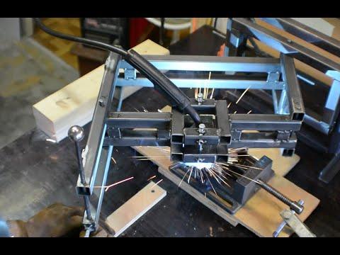 The Pantograph Welder panto welder