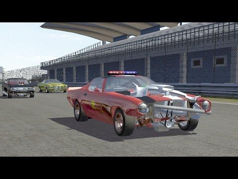 Street Legal Racing Redline Muscle Car 1000HP