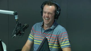 See Darren Weep! Jeff Ross Roasts the 947 Breakfast Xpress Team