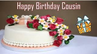 Happy Birthday Cousin Image Wishes