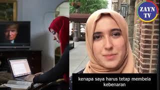 KONDISI MUSLIM AMIRIKA PASCA PERNYATAAN TRUMP