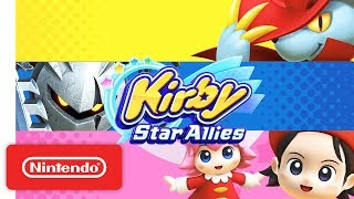 Kirby Star Allies - Available Now!