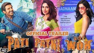 Pati Patni aur Woh Official Teaser Look | Kartik Aaryan, Ananya Panday, Bhumi pednekar