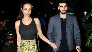Arjun Kapoor & Malaika CAUGHT Meeting At Late Night