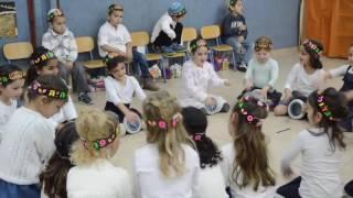 clillah video chanukah party gan 2016