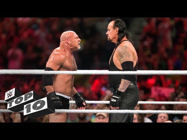 Wildest Royal Rumble Match showdowns: WWE Top 10, Jan. 13, 2018