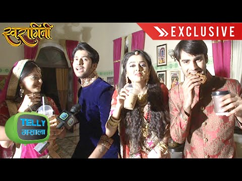 Interview: Sanskaar & Swara, Lakshya & Ragini Celebrate On The Sets Of Swaragini | Exclusive