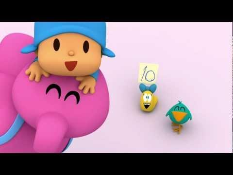 Os Pocoyo Games 2012 todos os capítulos
