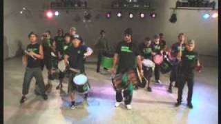 Wicked Aura Batucada - Samba Reggae + Bhangra