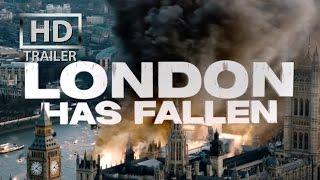 London Has Fallen | official teaser trailer (2016) Gerard Butler Aaron Eckhart