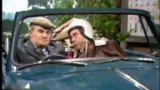 The Two Ronnies - Driving Test