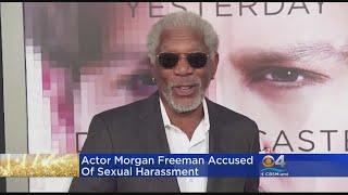 Actor Morgan Freeman Accused Of Inappropriate Behavior