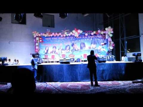 Xxx Mp4 Pujana Pradhan Dancing In Udhreko Choli In Qatar 3gp Sex