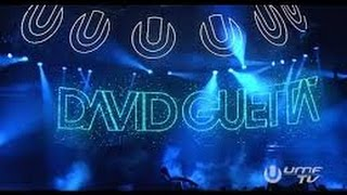 David Guetta Miami Ultra Music Festival 2015-David Guetta live