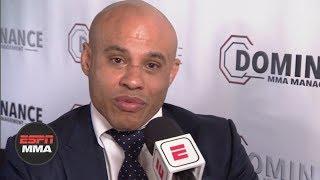 Ali Abdelaziz on Usman vs. Covington, desire for Khabib vs. Ferguson, Conor vs. Gaethje | ESPN MMA