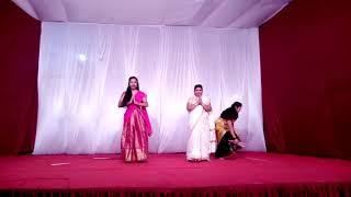 Saptrangi dance - 26th Jan celebration