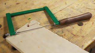 GPW 80 - DIY Coping Saw