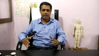 Acupressure points for dengue and viral fever in Hindi.