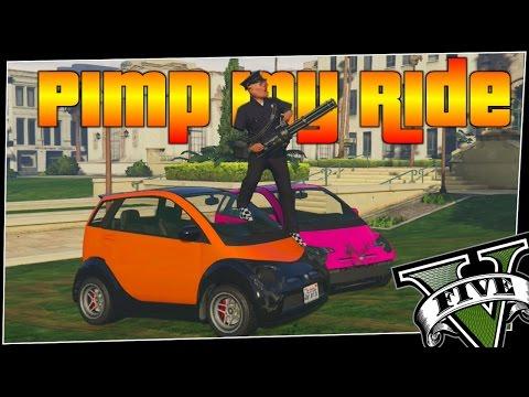 GTA 5 - Pimp My Ride #193 | Benefactor Panto | Car Customization Competition