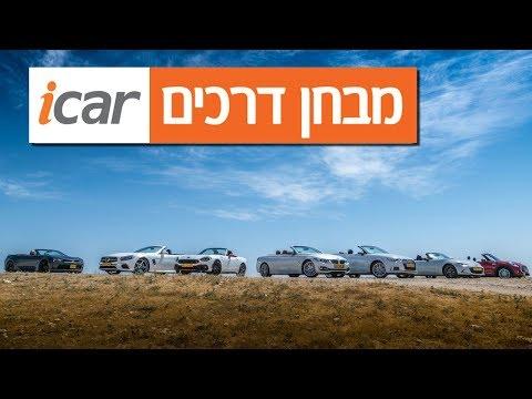 מבחן הקבריולטים הגדול - iCar