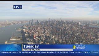 CBS2 News Update: 1/15 At 9 AM