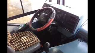 Curso para Dirigir Ônibus Urbano.