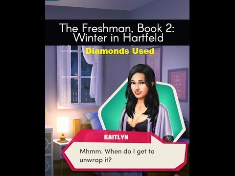 Choices: Stories You Play - The Freshman Book 2 Chapter 2 Diamonds Used