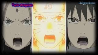 Juubi, Madara, Obito vs Naruto ,Alianza Shinobi FULL FIGHT AMV Naruto shippuden