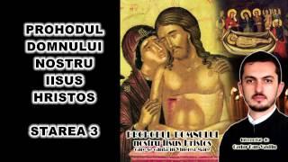 Prohodul Domnului nostru Iisus Hristos - Starea III - varianta cu ison