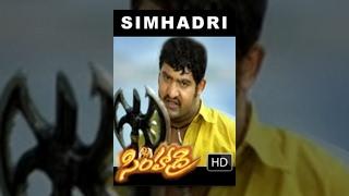 Simhadri Telugu Full Movie : Jr NTR