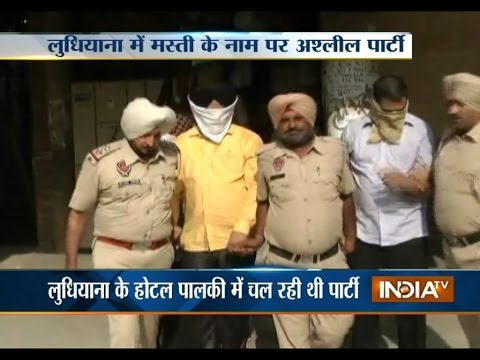 Nude-dance Racket Busted at Ludhiana Hotel, 13 Arrested - India TV