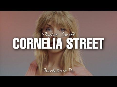 Taylor Swift Cornelia Street Tłumaczenie PL