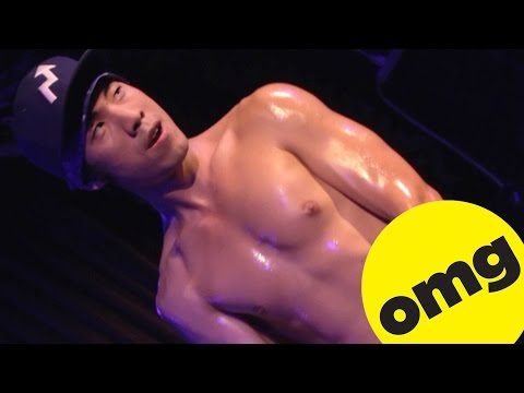 The Try Guys Try Magic Mike Stripping