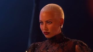 Amber Rose Gets Even Sexier, Addresses Julianne Hough Controversey on 'Dancing With the Stars'