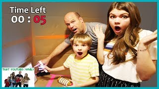 Mysterious Hacker Package Opening! Time Running Out! / That YouTub3 Family I Family Channel