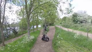 Off-road Segway Experience in Forest