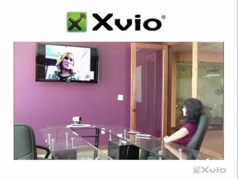 damaka Xvio - Mobile Client for Cisco TelePresence, Tandberg, & Polycom