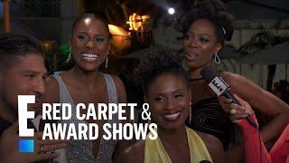Adina Porter, Issa Rae & Yvonne Orji Talk Fashion at 2018 Emmys | E! Red Carpet & Award Shows