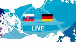 Slovakia - Germany | Full Game | #IIHFWorlds 2017