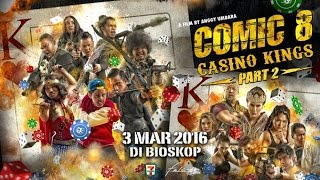 Behind The Scene Comic 8: Casino kings part 2 | Misi sang Interpol
