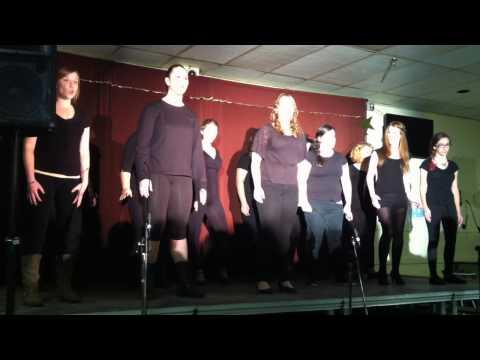 Broadway Night Roxbury High School 10-18-12 Mulan.MOV
