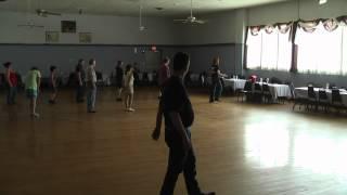 Linedance Lesson Amazing Grace  Choreo. Rachael McEnaney  Music by The Maverick Choir
