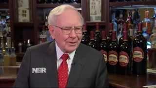 Warren Buffett isn't worried about the markets