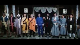 WANG YU - SHAOLIN EINE FAUST WIE EIN HAMMER - UNCUT