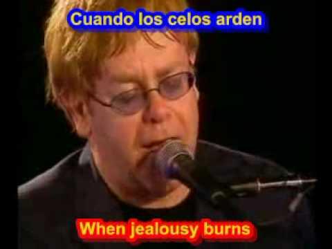 Elton John Sacrifice SUBTITULADO ESPAÑOL INGLES