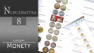 Kupujemy monety - Numizmatyka cz. 8